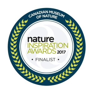Canadian Museum of Nature—Nature Inspiration Awards 2017—Finalist