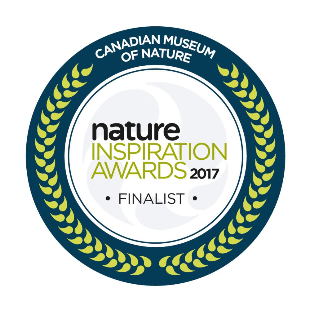 Canadian Museum of Nature Awards 2017 Finalist