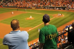 Sober fun at Camden Yards (video) 18