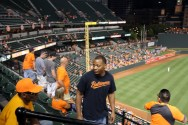Sober fun at Camden Yards (video) 21