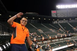 Sober fun at Camden Yards (video) 6