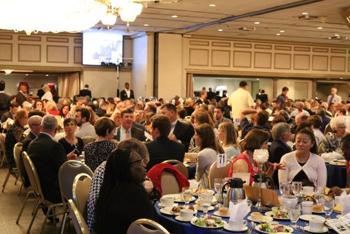 Recap: Videos, photos, and music from our 2017 Banquet 20