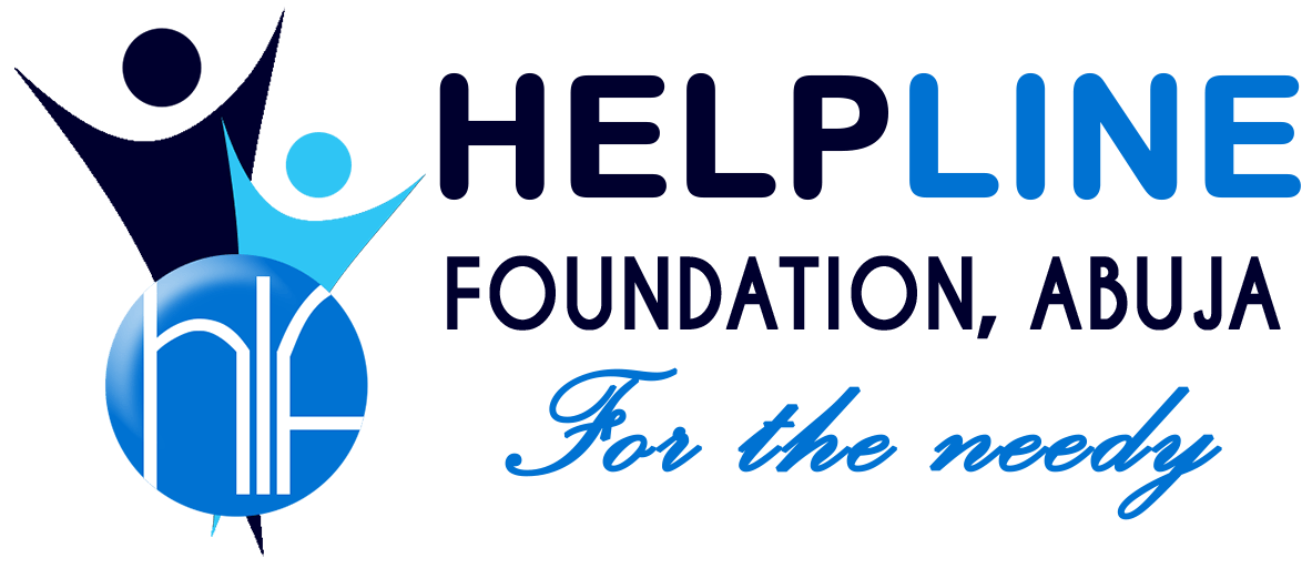 Helpline Foundation Needy Abuja Non Governmental Organisation Ngo