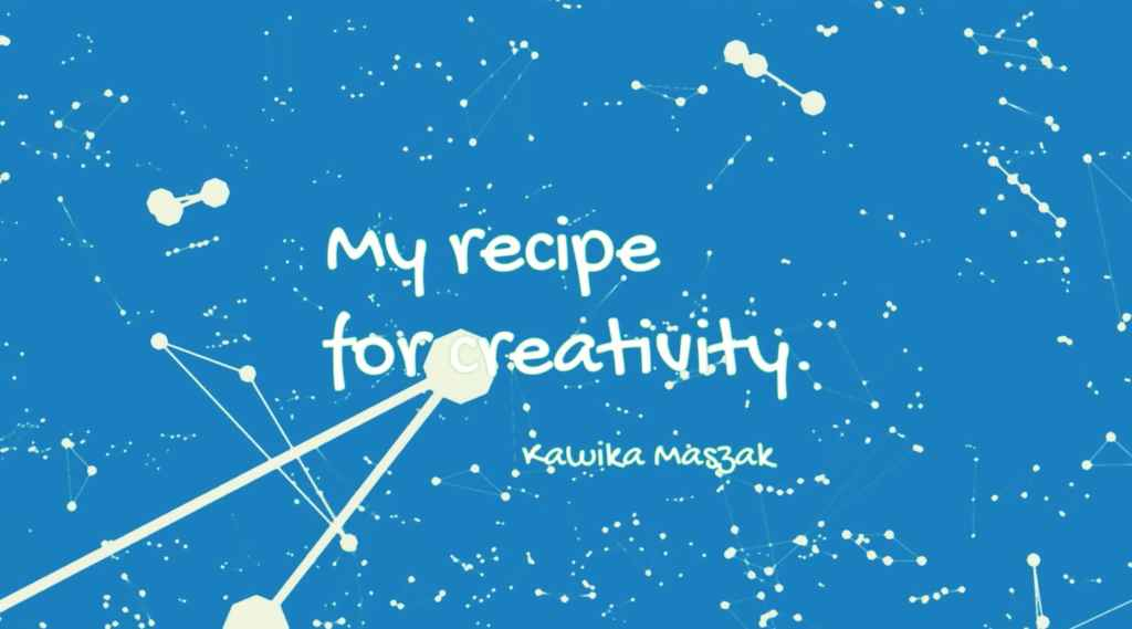 Recipe for Creativity