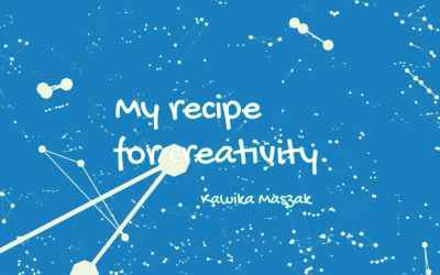 A recipe for creativity?
