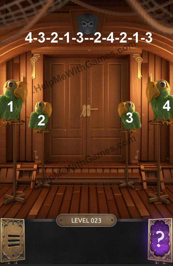100 Doors Challenge Walkthrough Level 23 Helpmewithgames