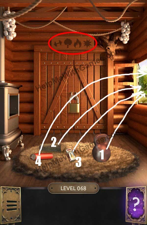 100 Doors Challenge Walkthrough Level 68 Helpmewithgames