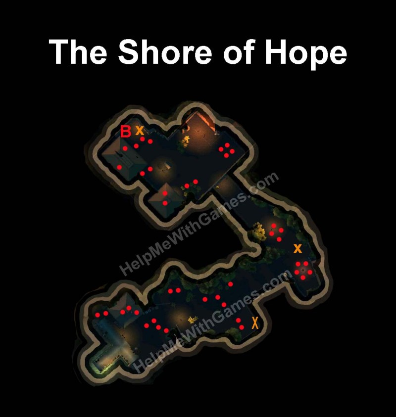 Eternium Mage and Minions Maps – The Shore of Hope