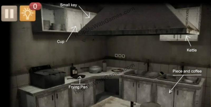 Spotlight Room Escape Fate Kitchen Counter Helpmewithgames