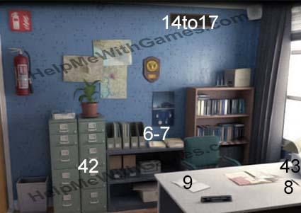 Spotlight Room Escape White Collar Secretary S Desk