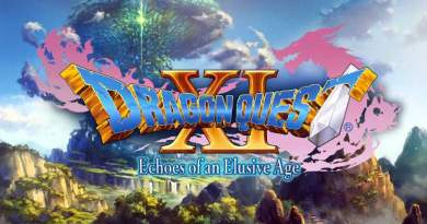 Dragon Quest XI Delayed on Nintendo Switch