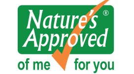 Nature's Approved Logo