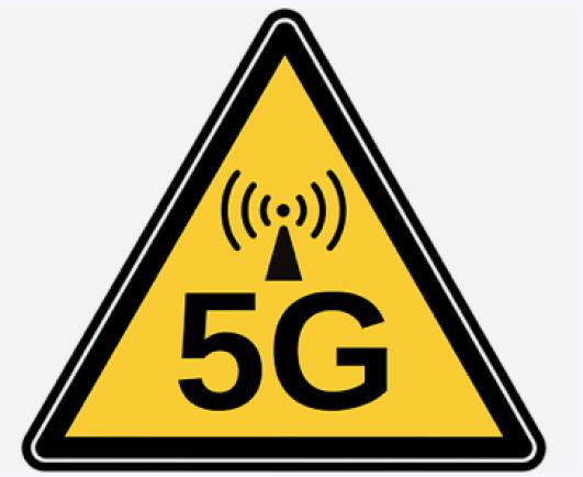 5G on turvallinen.