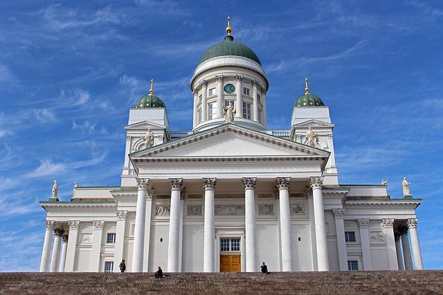 Helsingin Tuomiokirkko - Sähkösopimus Helsinki