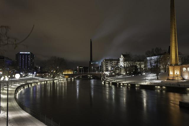 Tammerkoski - Tampere sähkösopimus