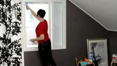 Kammoatko ikkunoiden pesemistä? Älä turhaan, sillä näillä vinkeillä onnistut