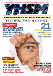 YHSM Magazine Aug 15