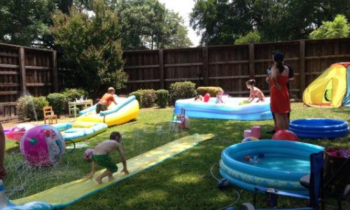 5 Great Backyard Birthday Party Ideas For Kids Help We Ve Got Kids