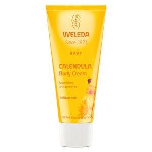 Calendula Body Cream Mamma & Baby Weleda