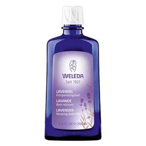 Relaxing Bath Lavender Weleda