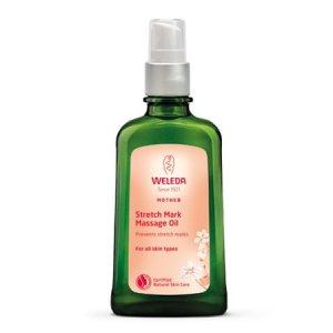 Massage Oil Stretch Mark Weleda