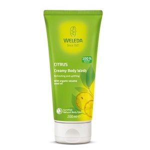 Creamy Body Wash Citrus Weleda