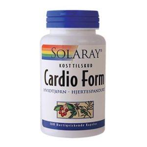 Cardio Form