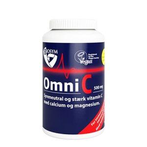 OmniC 500 mg stærk c-vitamin