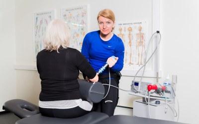 Fysioterapeut
