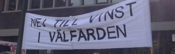 Välfärdsmanifestation Helsingborg 2013 bild 3