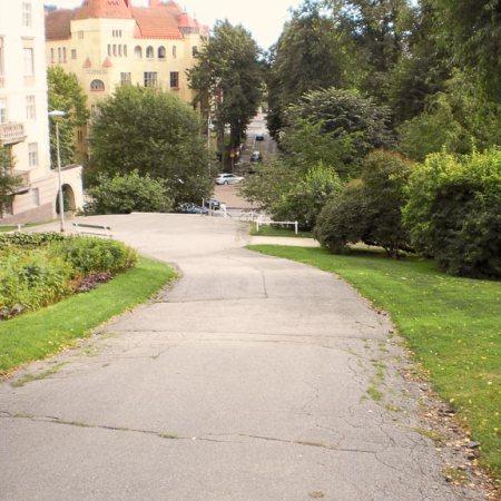 Ullanpuistikko