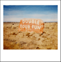 American Polaroids - Mark Maher