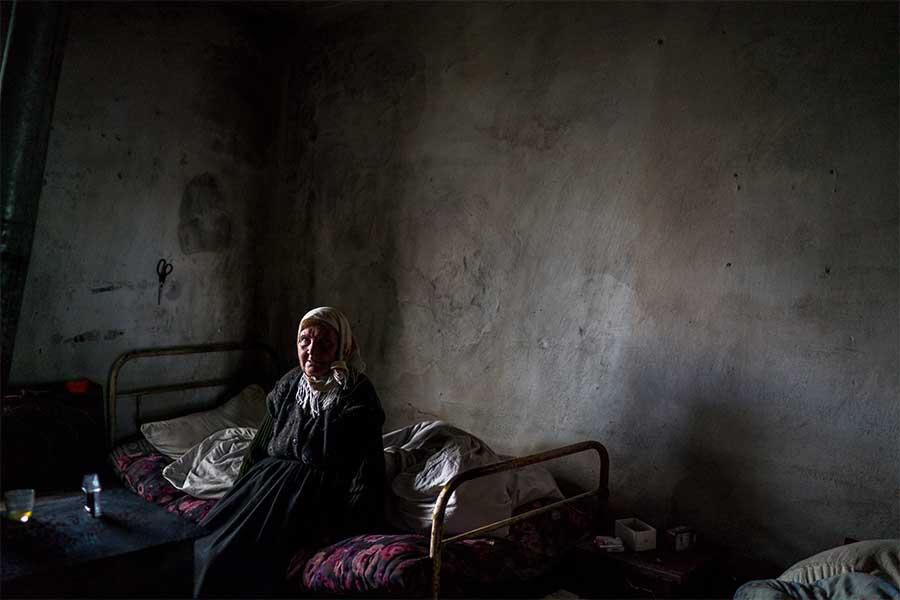 The Lost Identity by Hossein Fardinfard