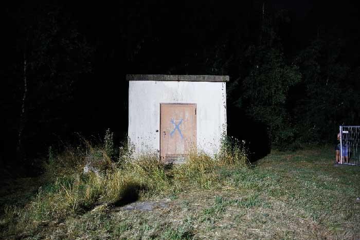 Bunker by Annagenia Jacob