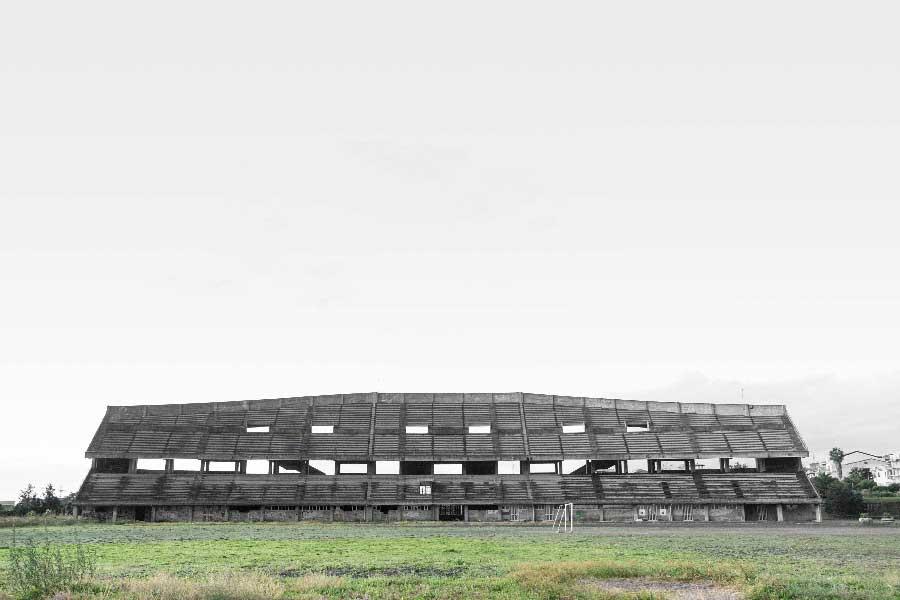 Polo Stadium by Claudio Verbano