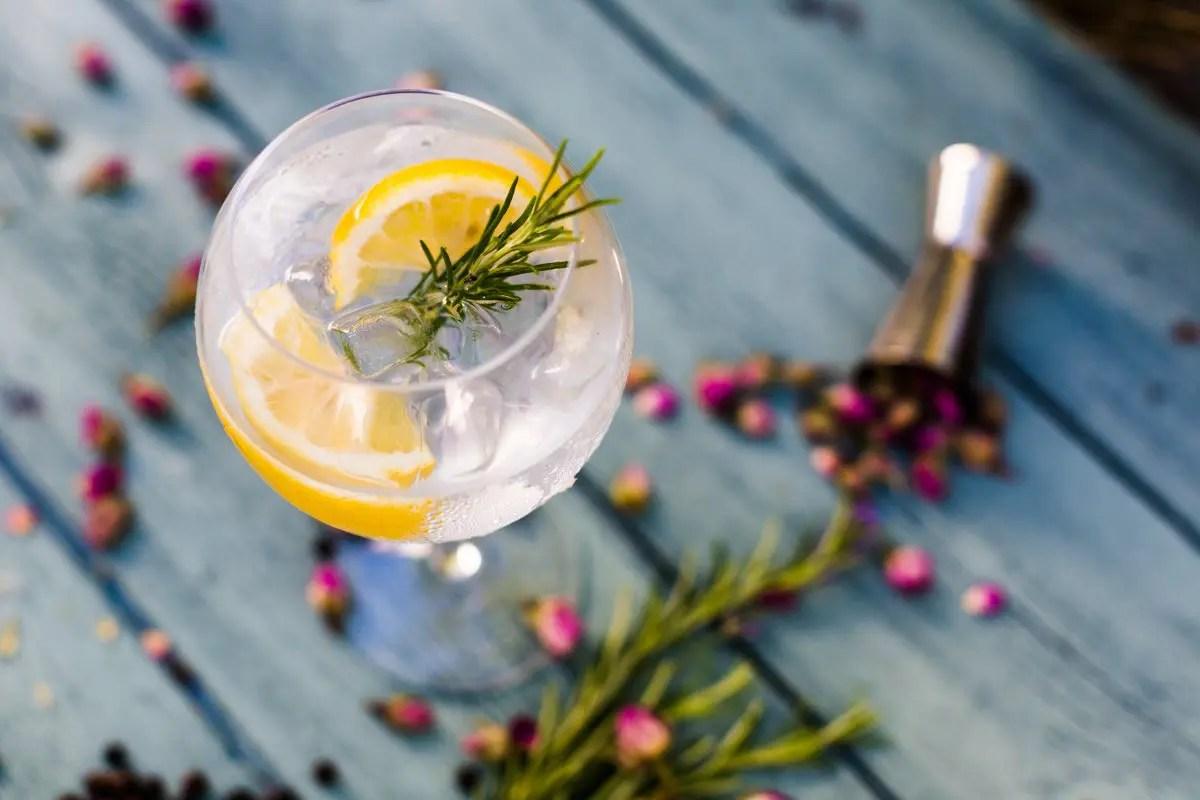 Moonshine & Fuggles Gin
