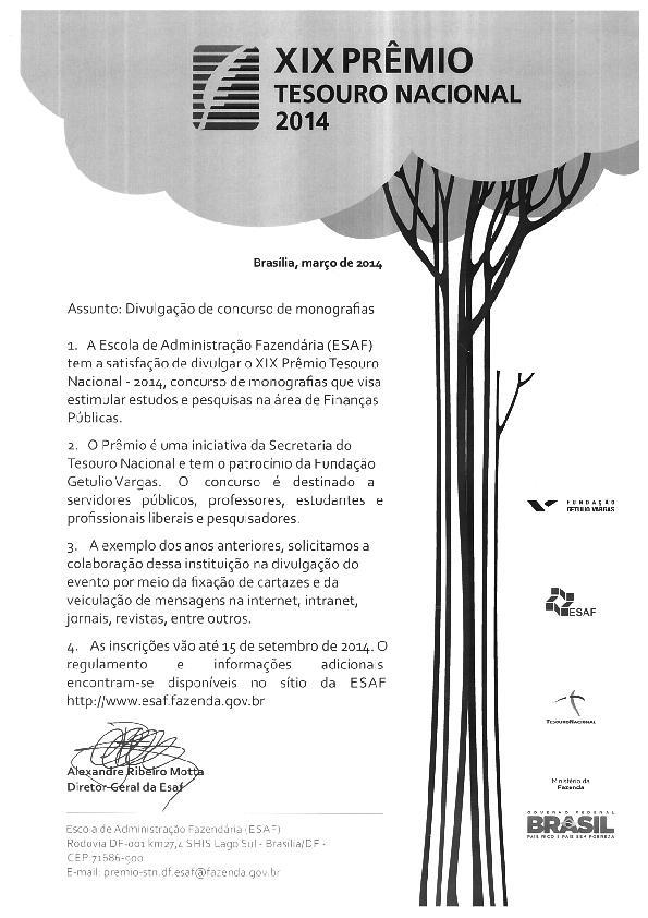 XIX Prêmio Tesouro Nacional