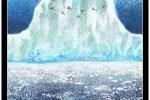氷山 『オーロラタロット』カード解釈