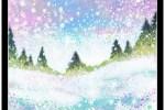 雪 『オーロラタロット』カード解釈