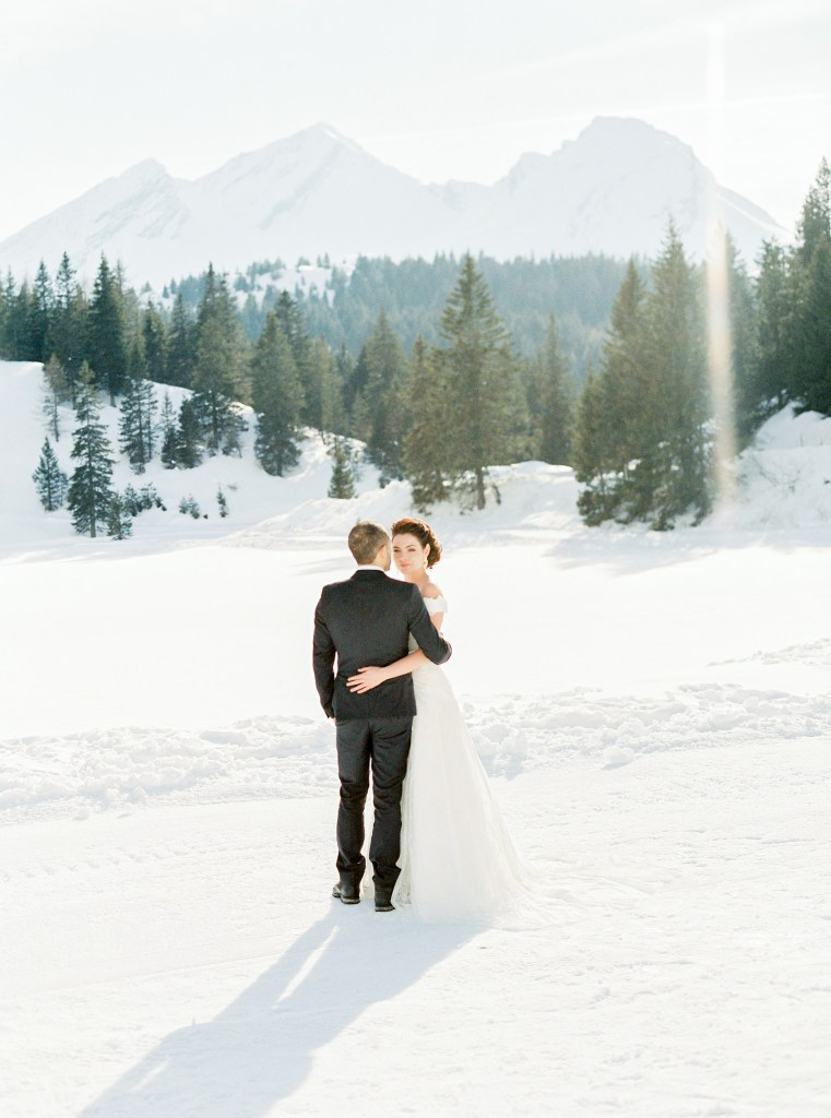 San Bernardino Winter Wedding Inspiration