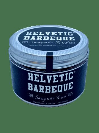 Helvetic-Barbeque | Sauguät Rub