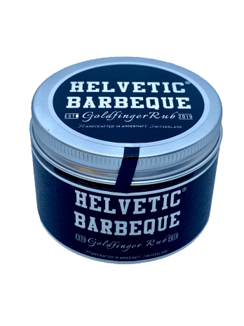 Helvetic Barbeque | Goldfinger Rub