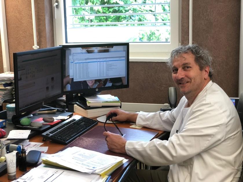 Dr. Jean-Luc Magnin