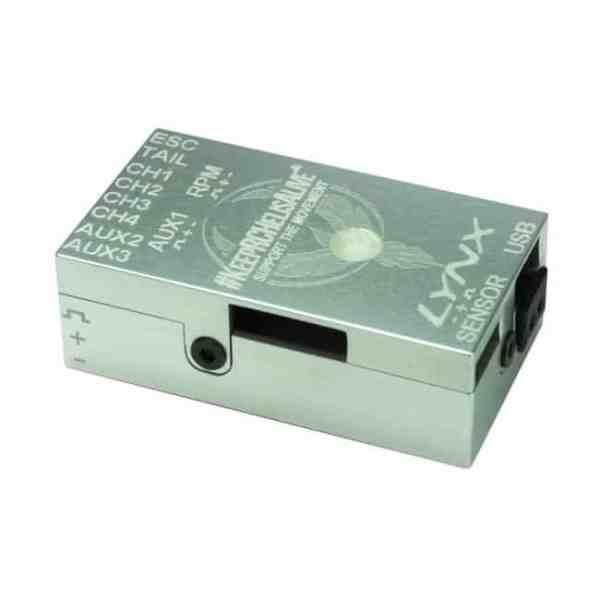 VBAR NEO V2 Alu Case - Silver - KRCHA Edition LX2645-8