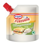 FunFoods adds a fun 100gm standing pouch to its Veg. Mayo family
