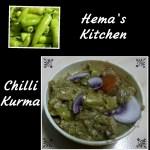 Chilli Kurma