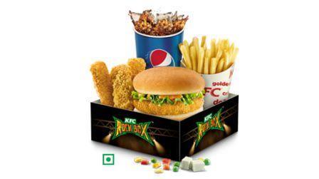 KFC rock box