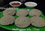 Multi-grain Idly / Dosa