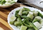 Cucumber And Beans Salad
