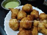 Mysore Bonda / Ulutham Paruppu Bonda